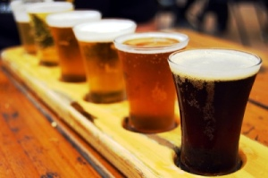 Events like beer tastings are gaining popularity as consumers increasingly consider beer an experience good.