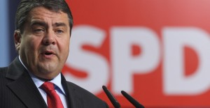 New German 'superminister' Sigmar Gabriel plans to cut renewable energy subsidies to reign in rising electricity prices. Environmental organizations accuse him of favoring coal-fired electricity, which is still used to back up intermittent sources like wind and solar power. *Source*: Sean Gallup, Getty Images (Europe)