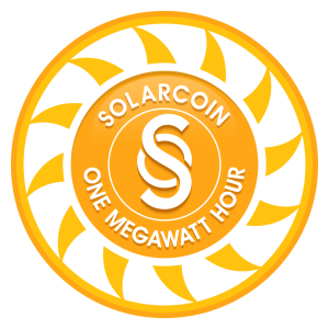 SolarCoin is a digital currency intended to reward producers of solar electricity. Image: SolarCoin.org